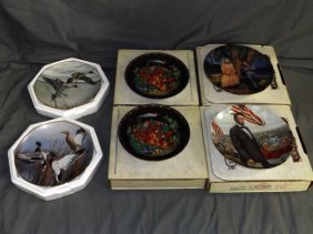 Danbury Mint And Knowles Collectors Plates