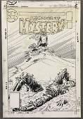 Joe Kubert. House of Mystery #307. Original Cover