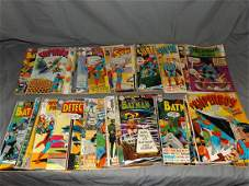 1960's DC Comic Lot.