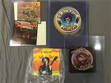 75 1970s Grateful Dead Records Promo Items