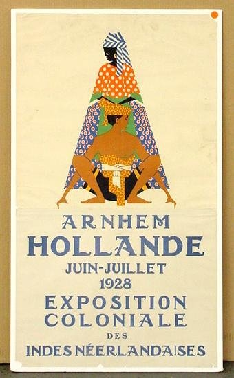 1015: EXPOSITION POSTER, 1928 EXPOSITION