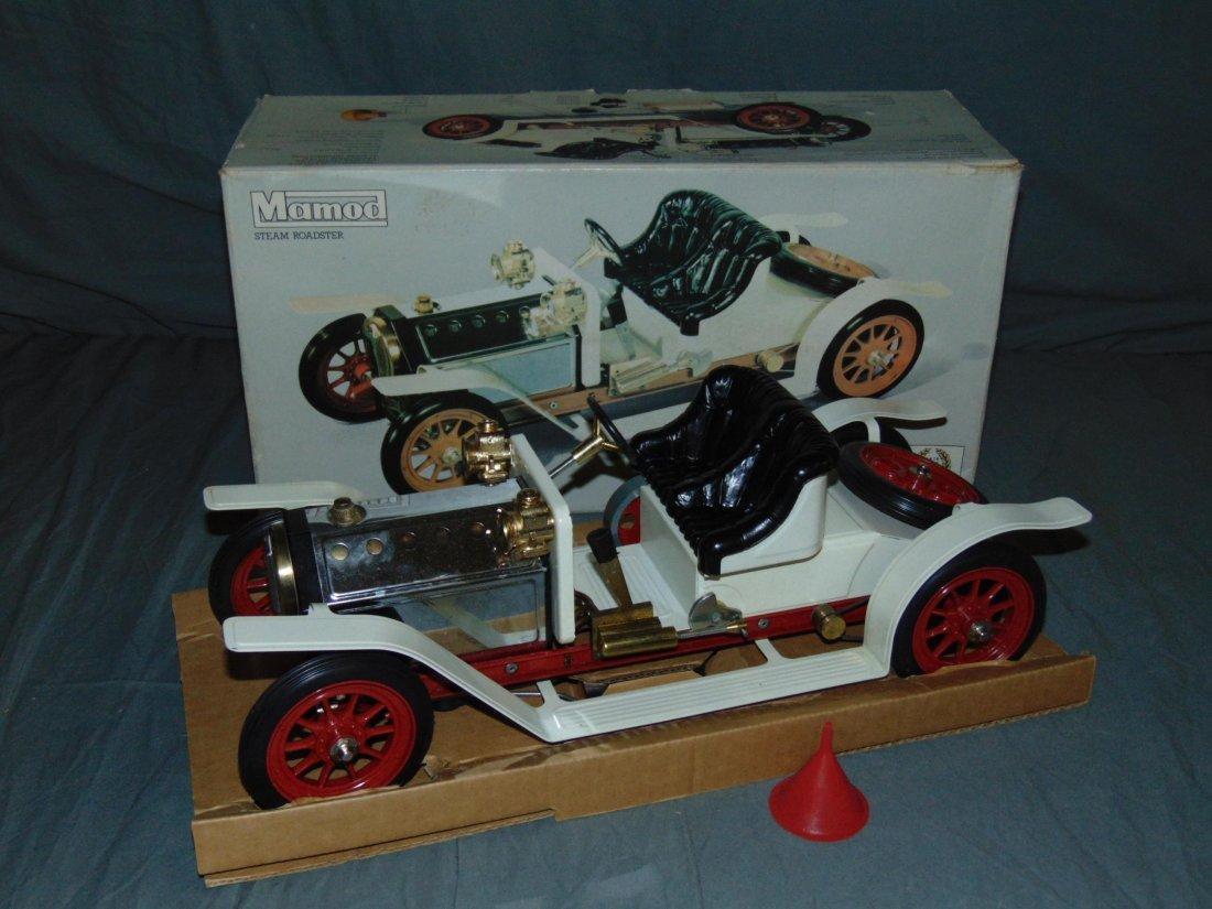 Mamod Steam Roadster in Original Box