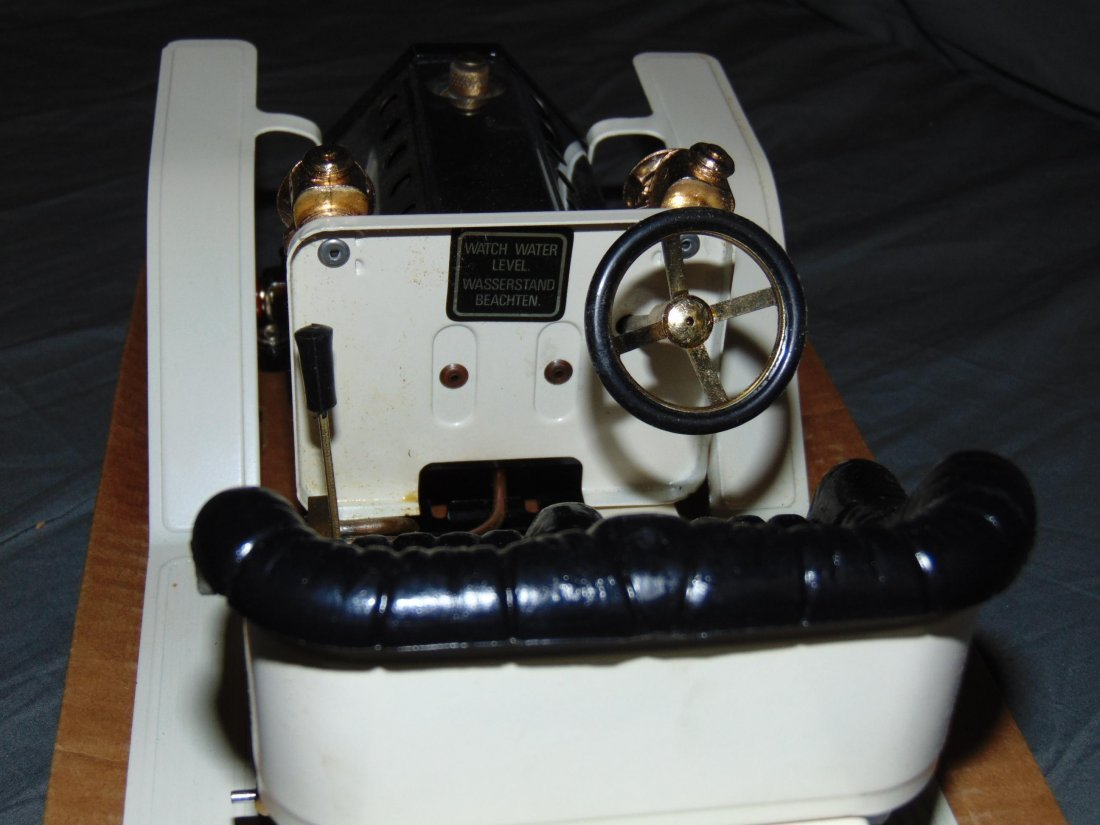 Mamod Steam Roadster in Original Box - 5