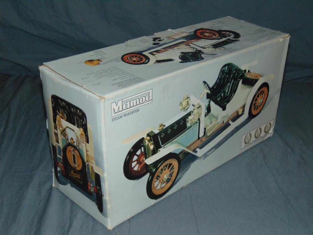 Mamod Steam Roadster in Original Box - 8