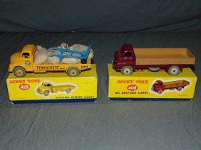 Dinky No.408 & No.419 In Original Boxes
