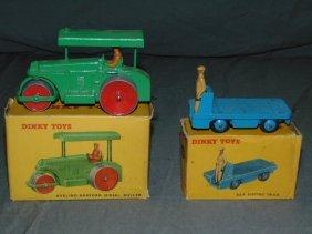 Dinky No.251 & No.400 In Original Boxes