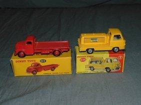 Dinky No.422 & No.436 In Original Boxes