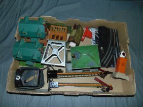 Lot Of Assorted Train Accessories