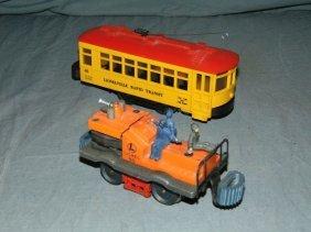 Lionel Motorized Units 50 & 60