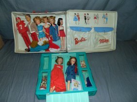 Vintage Ideal Tammy Doll Lot