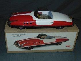 Boxed Tin Litho Paya Packard Convertible