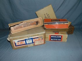 Lionel Lot Of Empty Boxes