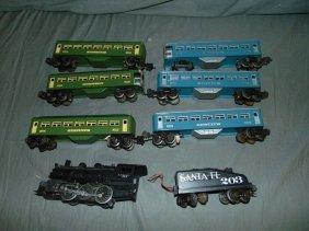Lionel Pre-war Train Lot