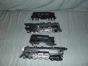 Lionel Lot Of 2 Mpc Locos
