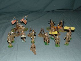 Heyde Soldier Encampment.