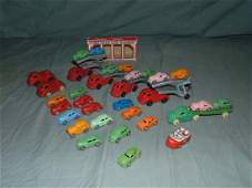 Toy Vehicle Lot