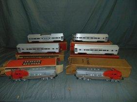 Lionel Postwar Train Lot