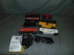Lionel Pennsylvania Flyer Set & Mpc