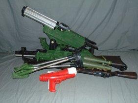 1960s Toy Guns & Accessories