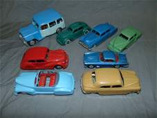 Lot of Mercury Model Diecast Cars Italy