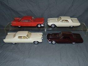 (4) Johan Model Promo Cars