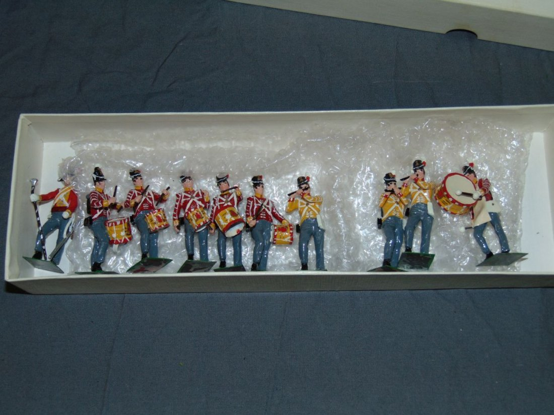 Britains and Trophy Miniatures Toy Soldiers - 3