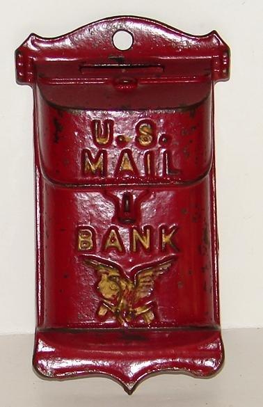 3012: CAST IRON STILL BANK