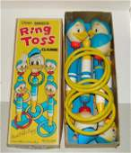 4183: DONALD DUCK RING TOSS GAME