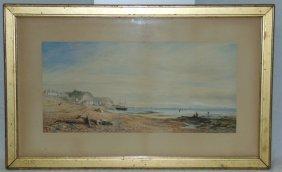Thomas Bangs Thorpe (1815 - 1878), Watercolor