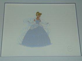 Cinderella. Sericel.