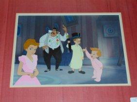 Disney. Peter Pan. 1953. Animation Cel