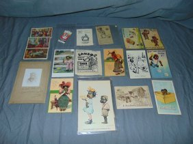 Black Americana Paper Ephemera Lot