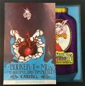 2 1968 Carousel Ballroom Concert Posters