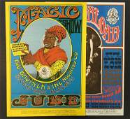 2 Family Dog Joplin Concert Posters FD60  FD65