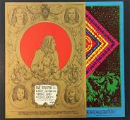2 Family Dog Joplin Concert Posters FD55  FD72