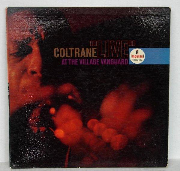 1: JOHN COLTRANE. AUTOGRAPHED.