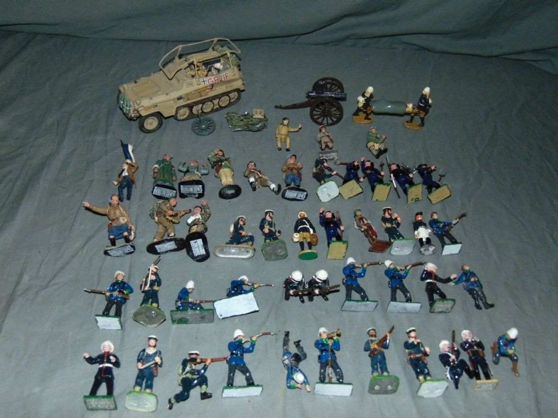 Misc. Soldier Lot.