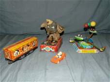 Miscellaneous Toy Lot