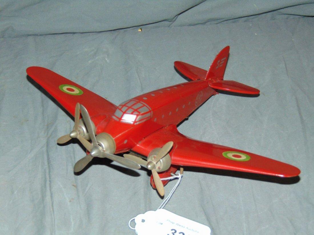 Windup Ingap Padova Airplane