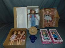 Shirley Temple Doll Lot