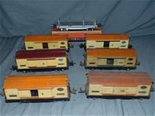Lionel Pre War Train Lot