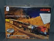 Marklin HO Big Boy Train Set #29849