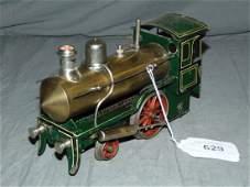 Pre War Live Steam Train Engine