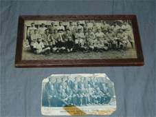 Early 20th Century Brooklyn Dodgers.