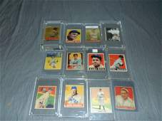 1930s40s  Baseball Card Lot