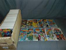 225 DC Comics Teen Titans others