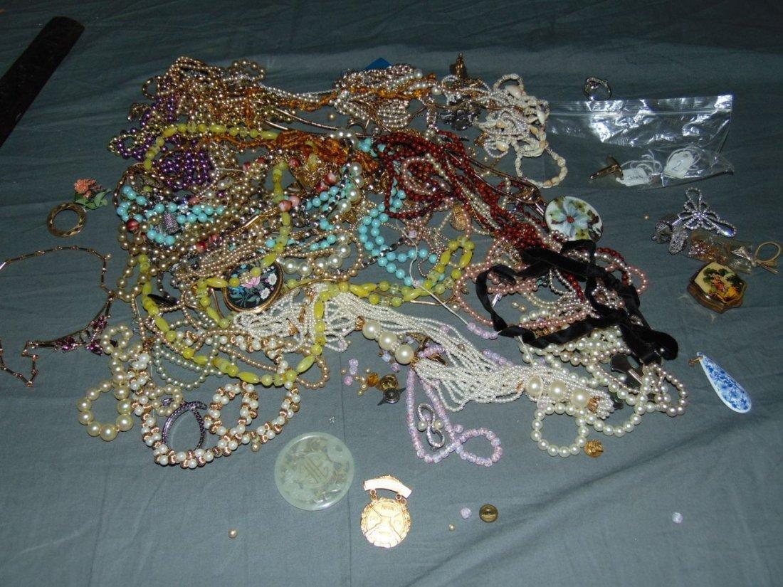 Costume Jewelry.