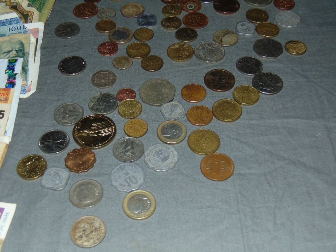 Coin & Currency  Lot. - 5
