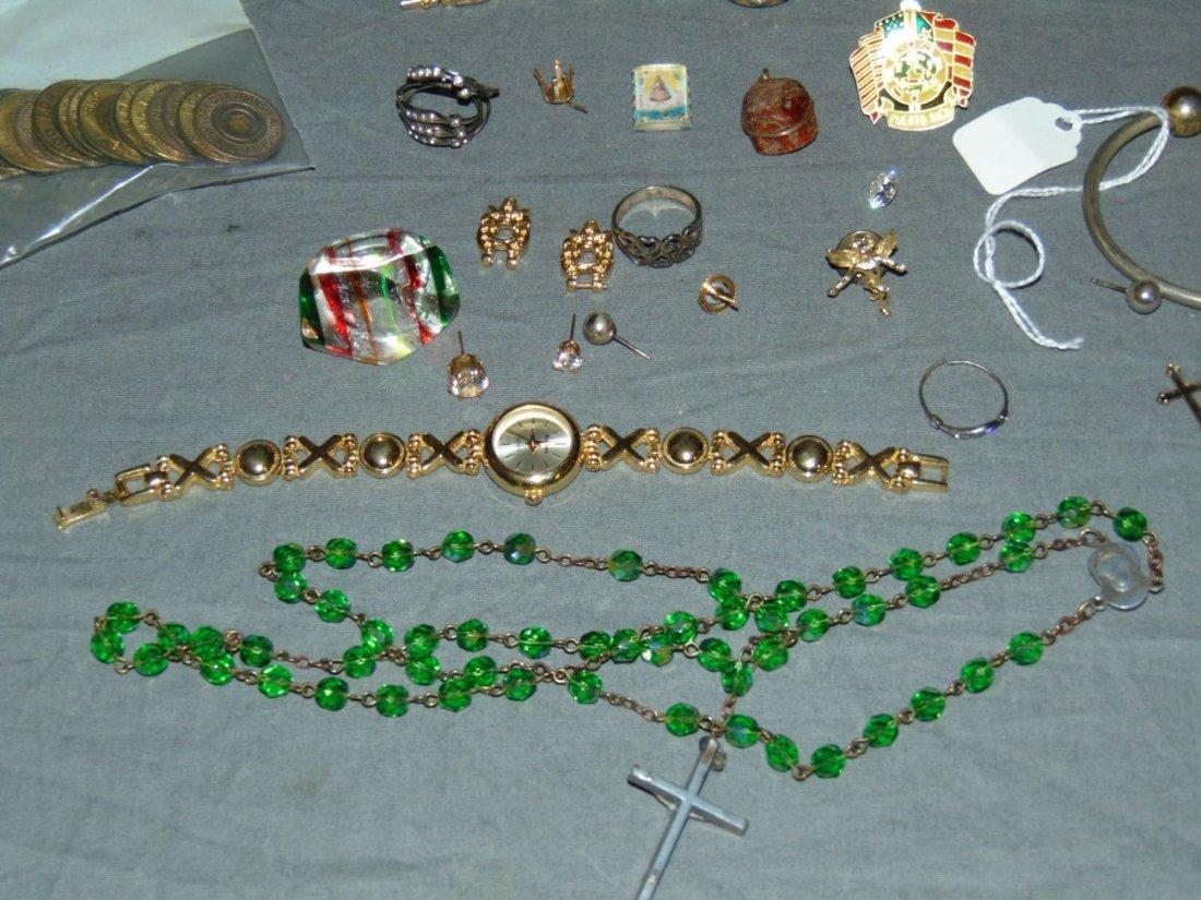 Costume Jewelry Lot. - 2
