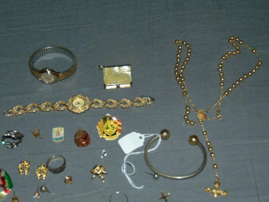 Costume Jewelry Lot. - 3